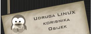 Hrvatska Udruga Linux Korisnika - Osijek